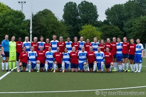 US-Besuch beim MSV - MBFC New Jersey College Soccer Team
