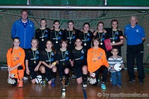 Überlegene Cupsieger - Die U15 des MSV Duisburg