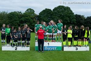 Mission accomplished - Die junge U13 des MSV feierte ein sehr erfolgreiches Abschneiden beim Bayer 05 Uerdingen Pokal