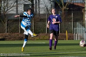 Premiere - MSV Nachwuchsspielerin Edina Habibovic erhielt ihre erste Nominierung für U15 Auswahl des Fußballverbandes Niederrhein
