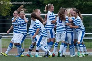 Zusammen (fast) unschlagbar - Die U17 des MSV holte die Westdeutsche Meisterschaft nach Duisburg