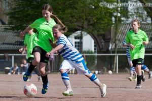 Treffsicher - Natalie Wagner leitete mit drei Treffern in Halbzeit eins den MSV Sieg ein