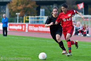 Beim Reviercup zogen die Zebras gegen den Vorrundengegner Bayer 04 Leverkusen mit 1:2 den Kürzeren