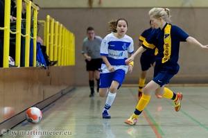 Offene Rechnung: Am kommenden Wochenende möchten sich die MSV Mädchen beim 1. FC Mönchengladbach für die deutliche 0:4 Niederlage revanchieren