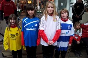 Die Würfel sind gefallen - Der MSV trifft beim U15 Girls Snow Cup auf Vorjahressieger TSG 1899 Hoffenheim, Bayer 04 Leverkusen und den Osnabrücker SC