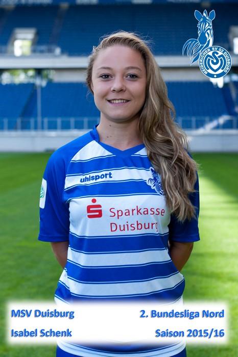 MSV I #2 Isabel Schenk
