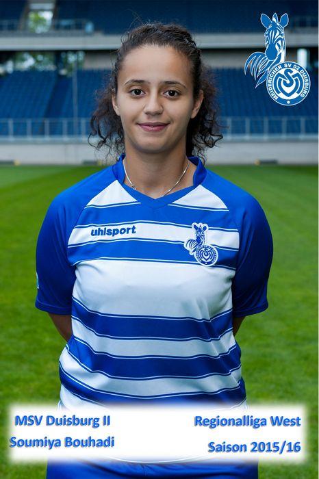 MSV II #10 Soumiya Bouhadi