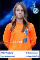 MSV U13 #12 Ena Mahmutovic