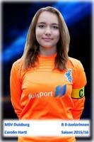 MSV U16 Carolin Harti