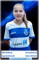 MSV U16 Inga Dombrowski
