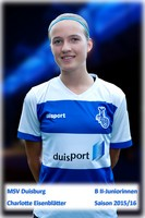MSV U16 Charlotte Eisenblätter
