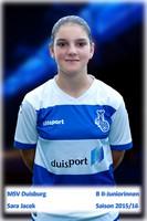 MSV U16 #20 Sara Jacek