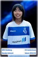 MSV U16 Nanako Koizumi