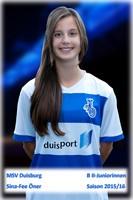 MSV U16 Sina-Fee Öner