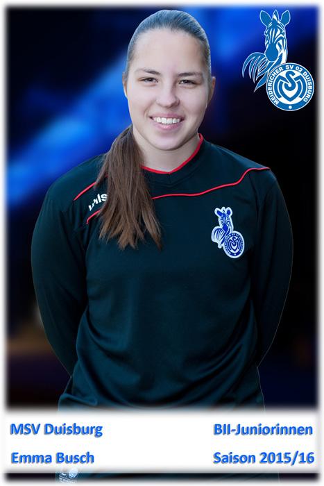 MSV U16 Emma Busch