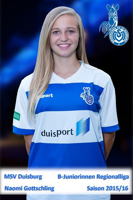 MSV U17 Naomi Gottschling