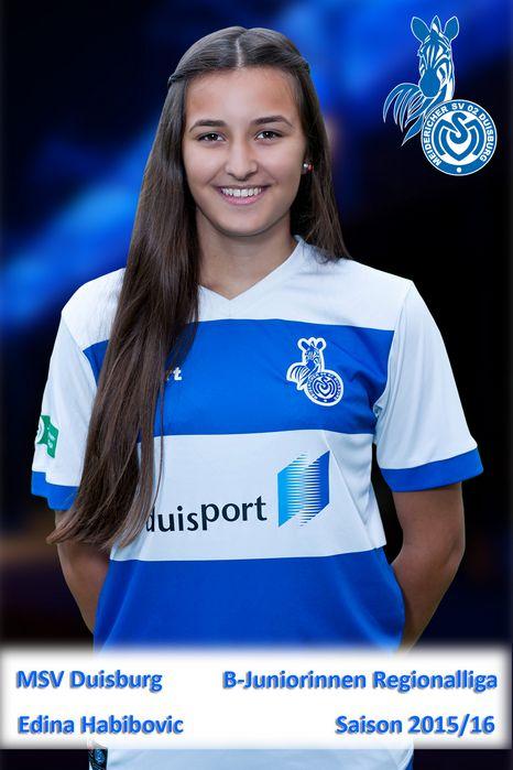 MSV U17 Edina Habibovic