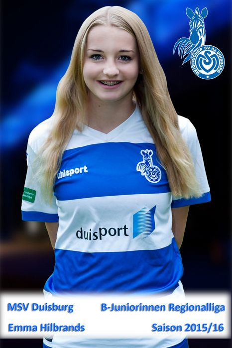 MSV U17 Emma Hilbrands