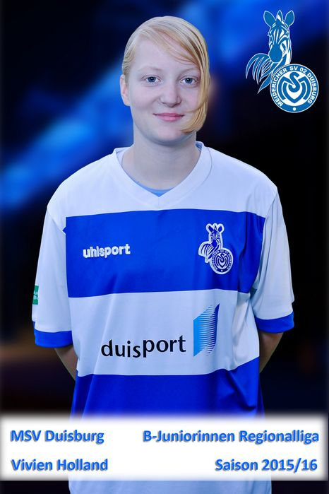 MSV U17 Vivien Holland
