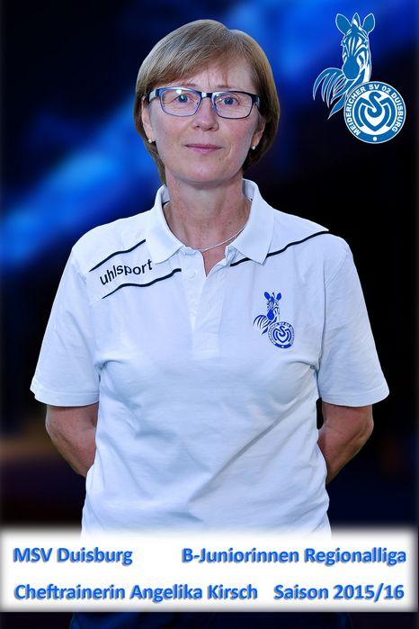 MSV U17 Angelika Kirsch