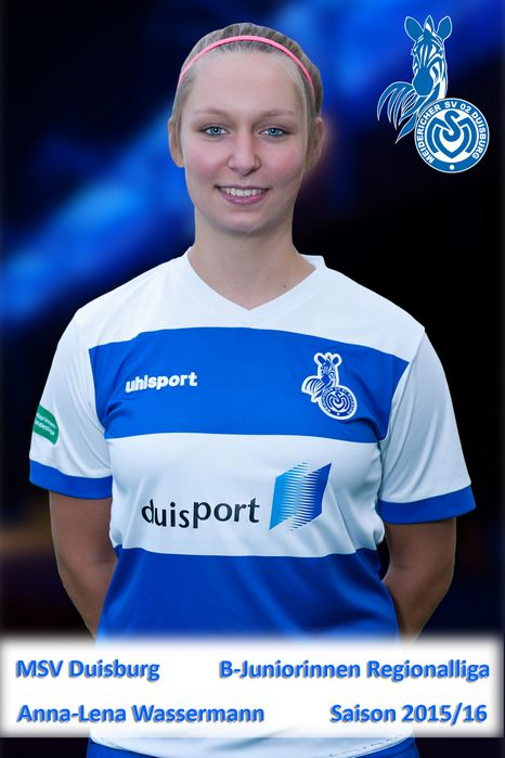 MSV U17 Anna-Lena Wassermann