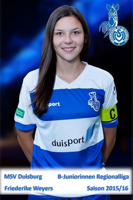 MSV U17 Friederike Weyers