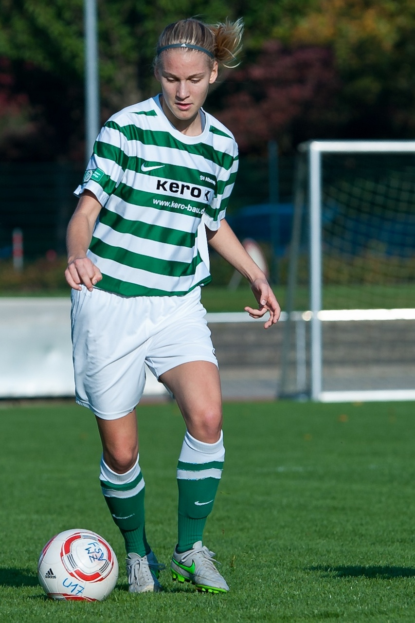 """Aus der U17 hoch in die """"Erste"""" - Katharina Rapp(SV Alberweiler"""