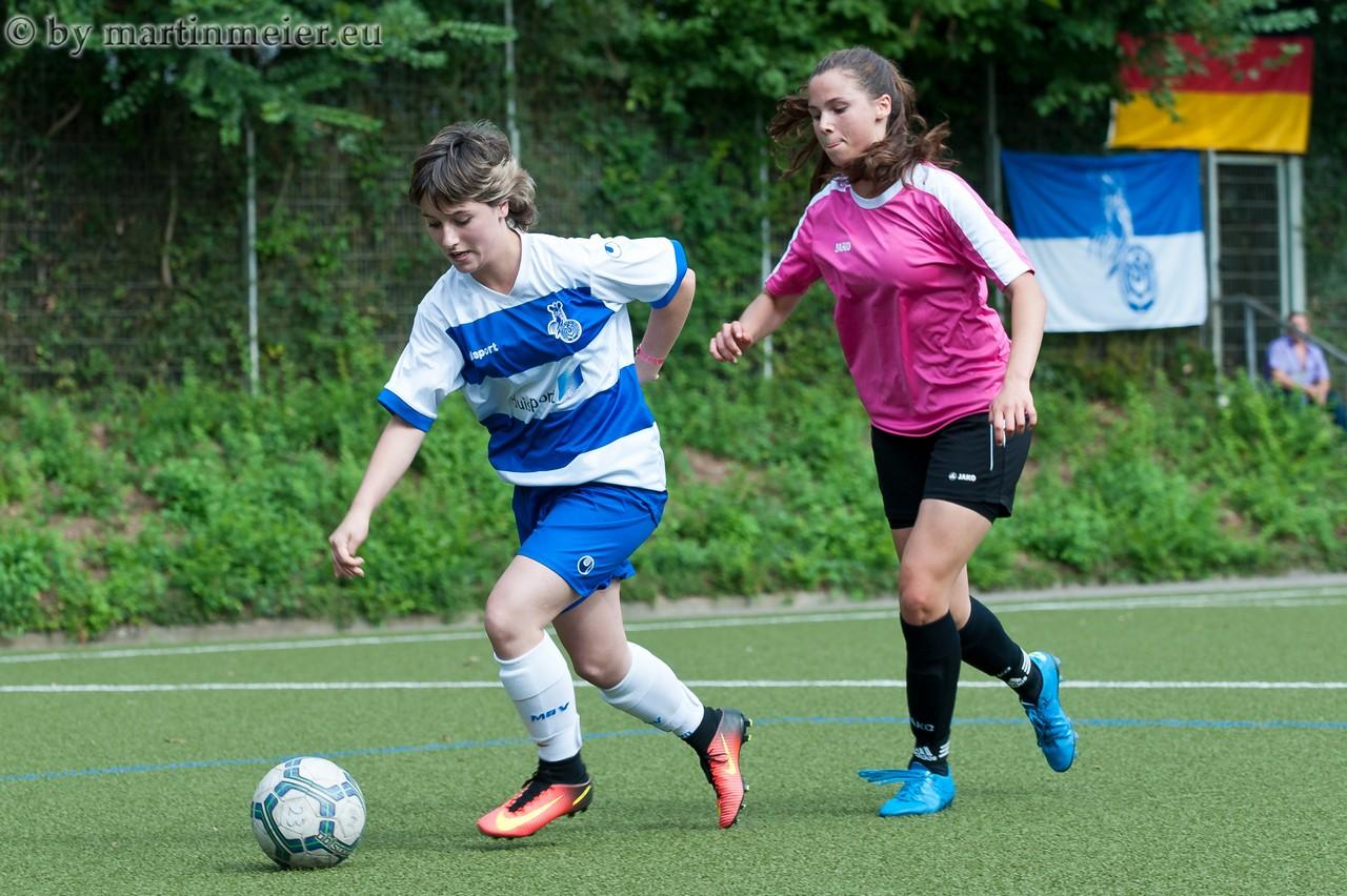 Lange Leidenszeit - Melisa Esen feierte nach 13 Monaten ihr Pflichtspielcomeback