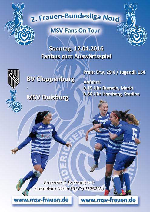MSV-Fanbus Cloppenburg