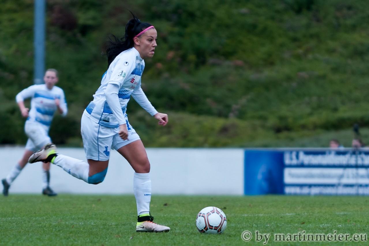Sofi mitr Hattrick - Sofia Nati war die Spielerin des Spiels