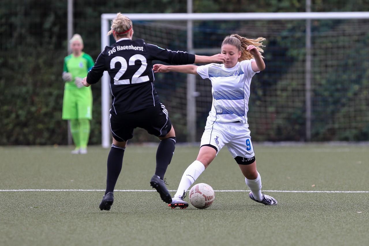 Unglücklich - Auch das Rückspiel gegen Hauenhorst ging für die Zebras verloren