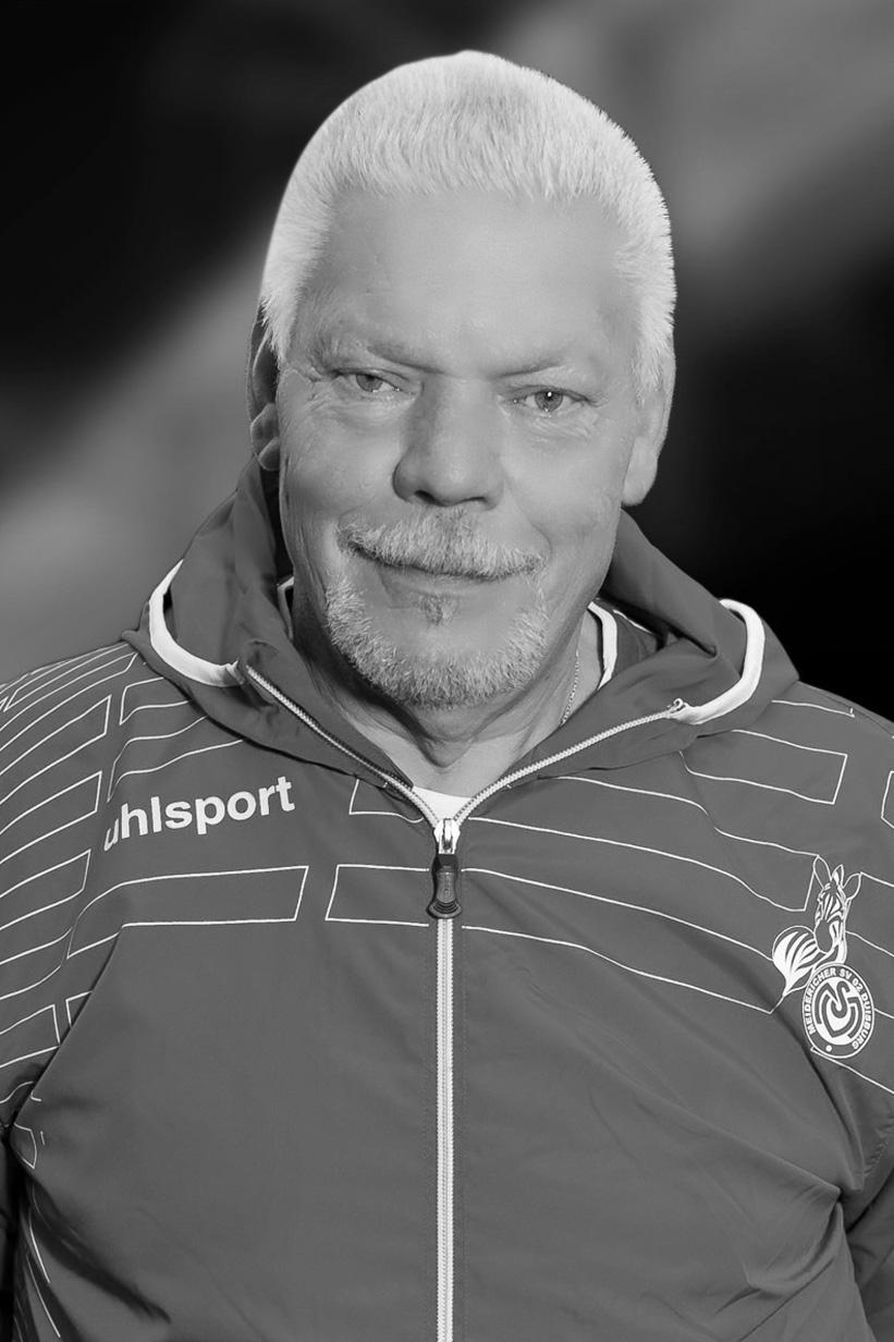 Freund und Trainer - Vor zwei Jahren verstarb Joachim Weinkath