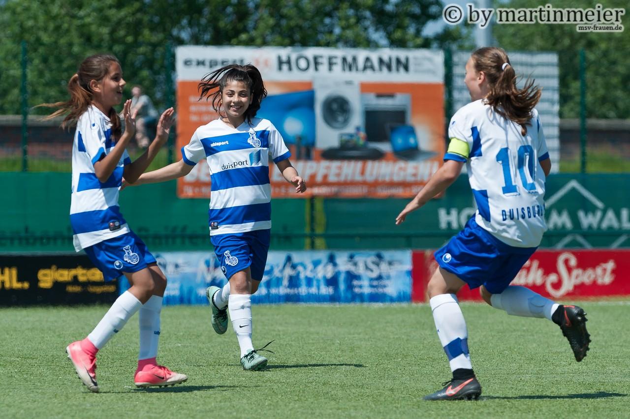 Turniersieg - Der MSV war in Monheim sehr erfolgreich