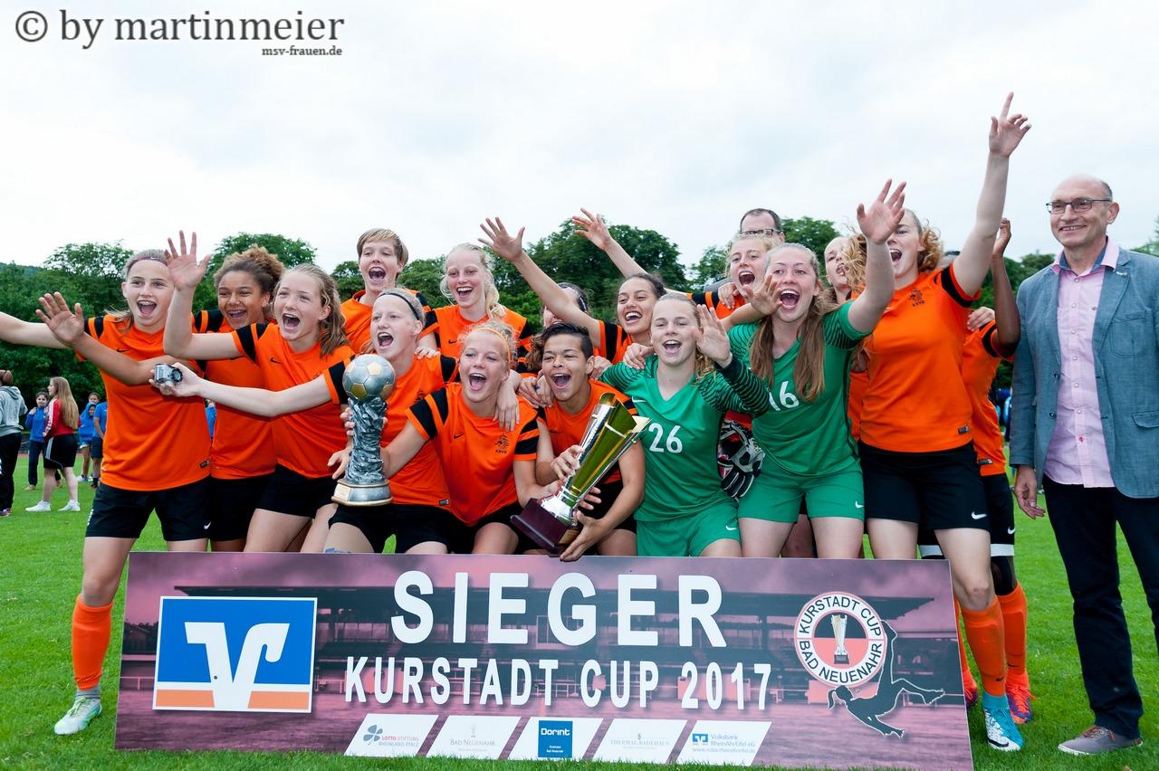 Oranje boven - CTO Amsterdam war wiedermal nicht zu schlagen