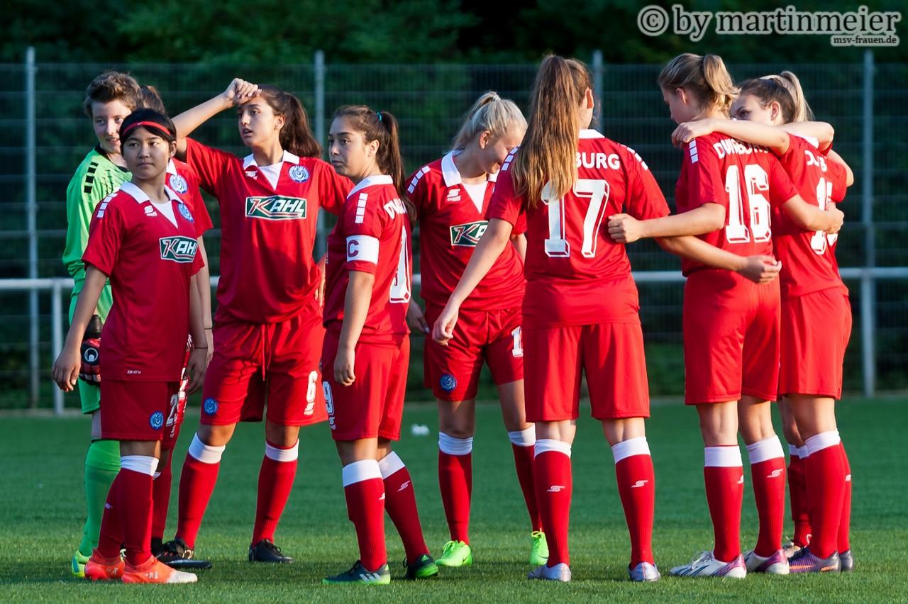 Mal sehen was kommt - Der junge MSV Nachwuchs startet nicht ohne Ambitionen in die neue Saison der Niederrheinliga