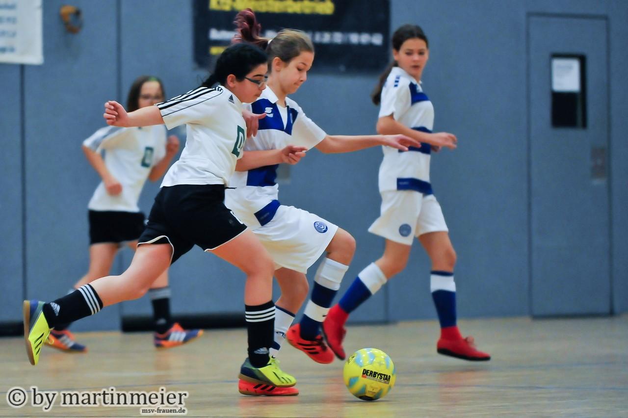 Guter Start - Zu Turnierbeginn gab es einen 3:0-Erfolg gegen den SV Union Wessum