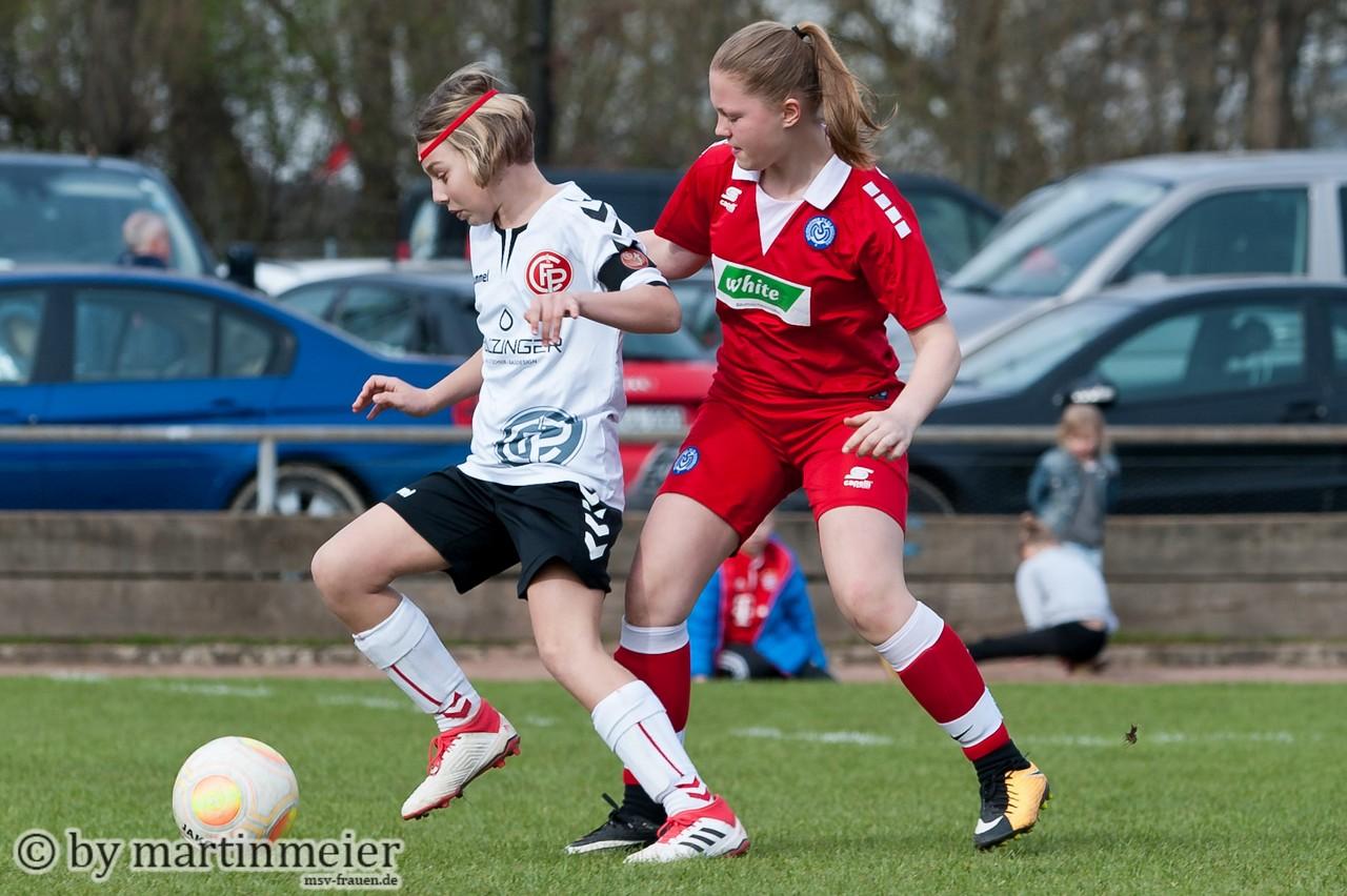 Knappe Kiste - Das Duell mit dem 1. FC Passau ging knapp an den Vertreter aus Bayern