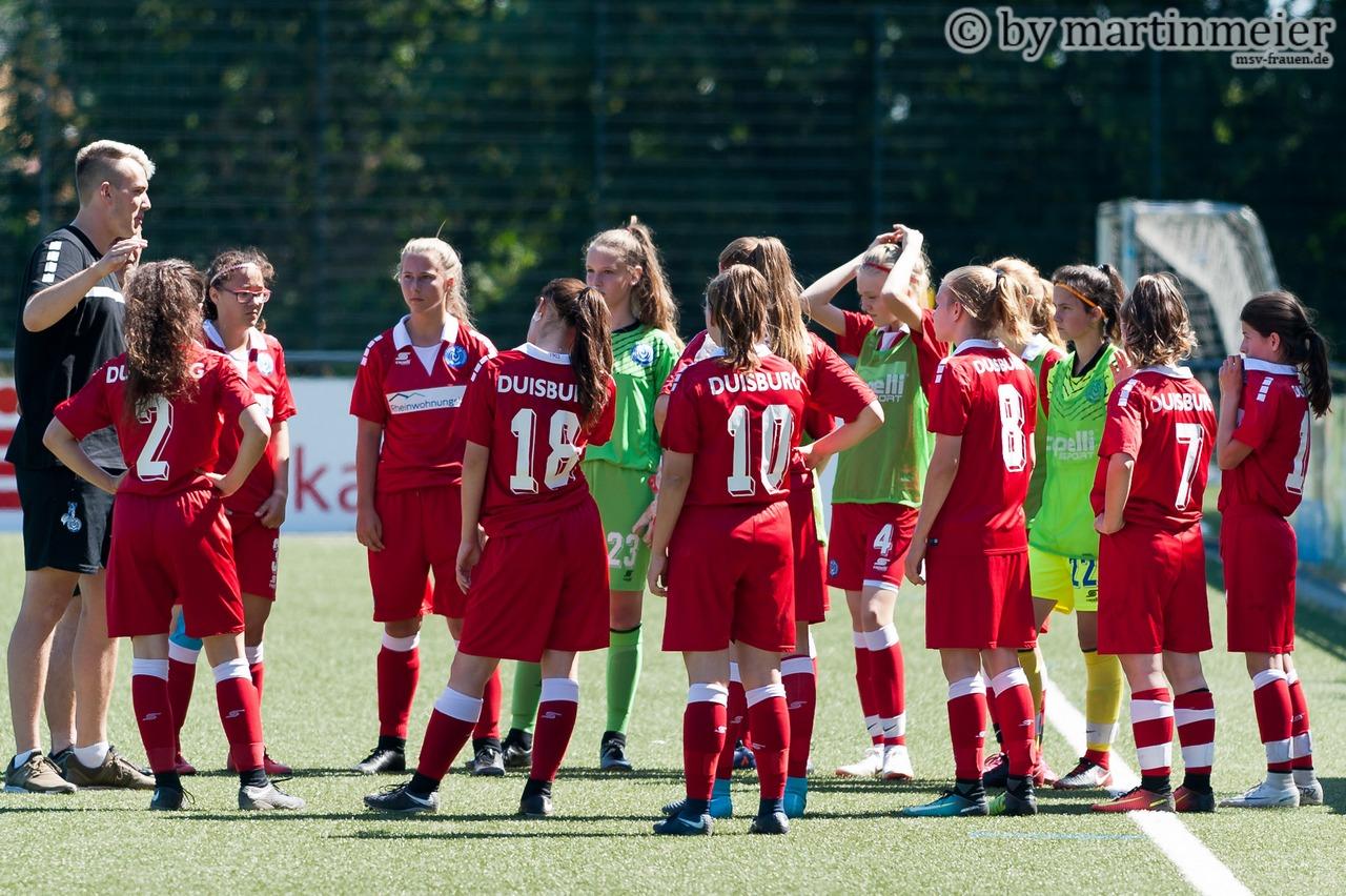 Große Ziele - Die U17 Zebras wollen zurück in die Bundesliga